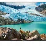 Samsung UE43RU7020 4K TV обзор