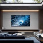 TCL C82 — лучший в линейке светодиодный мини-телевизор 4K с улучшенным качеством звука Onkyo.