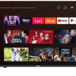 Телевизор Haier LE43K6600SG 43″ (2020)