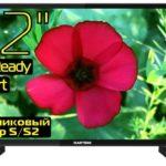 Телевизор HARTENS HTS-32HDR05B-S2 32″ (2020)