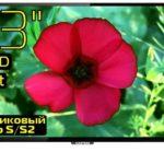 Телевизор HARTENS HTS-43FHD03B-S2 43″ (2020)
