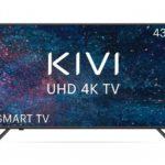 Телевизор KIVI 43U600KD 43″ (2020)