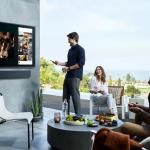 Samsung The Terrace — первый уличный телевизор, удостоенный награды за видимость
