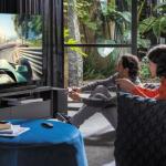 Обзор телевизора Samsung Q70T QLED TV